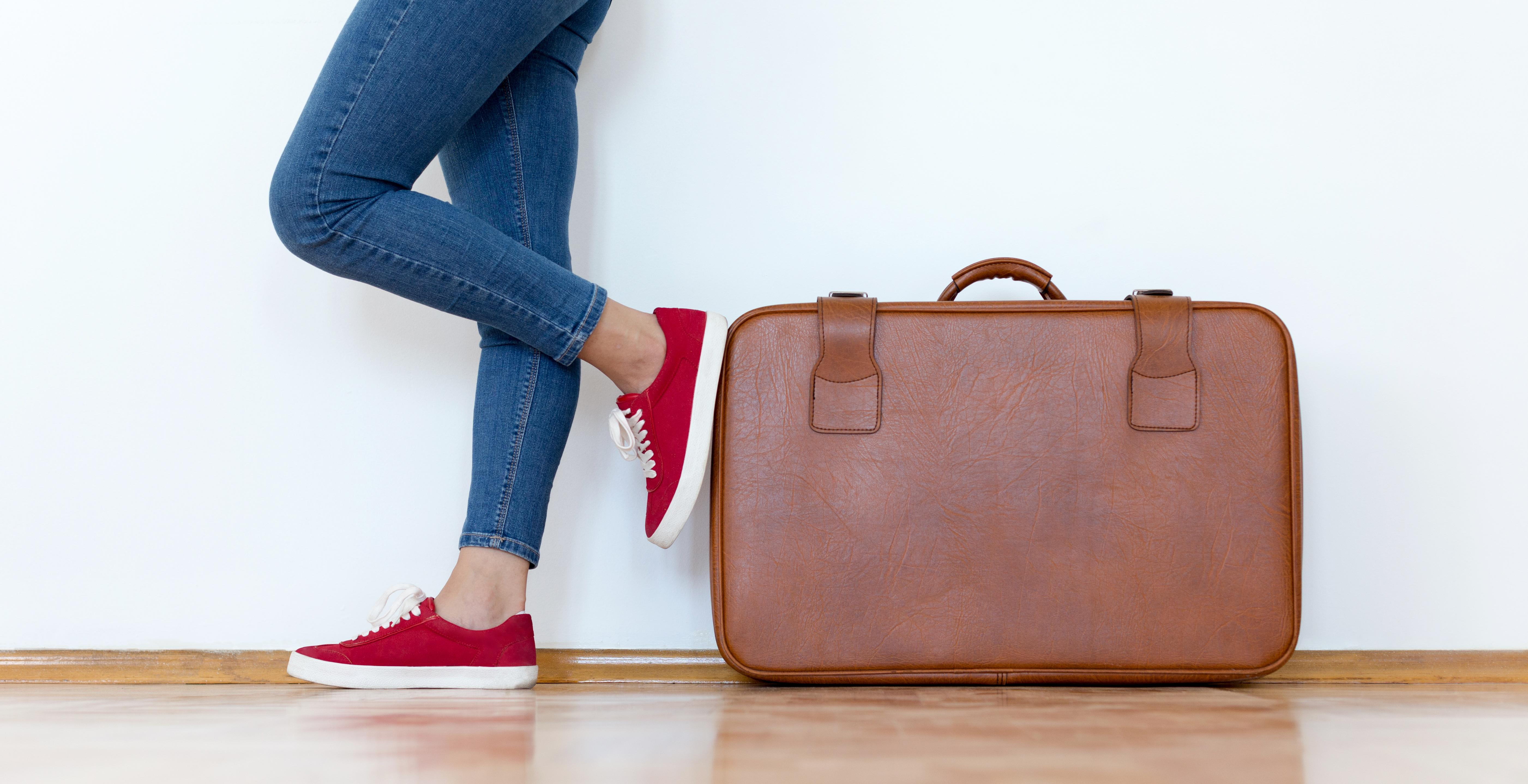 Budget friendly Vacation Suitcase